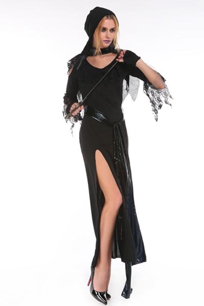 Sexy grim reaper costume