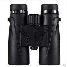 10x42 HD охотничья оптика профессиональное ночное видение мощность зум фокус телескоп Бинокль водонепроницаемый кемпинг высокой мощности бинокль