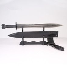 Fashion Collection carbon steel anime sword Vintage Home decor