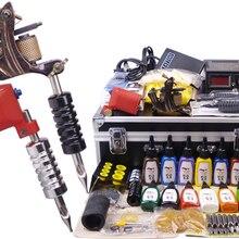 YLT-109 набор татуировки Полный инструмент татуировки оборудование высокого качества роторная машина татуировки