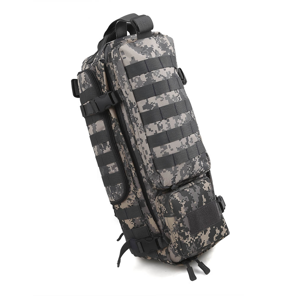 Outdoor Military Tactical Backpack 20L Molle Bag Army Sport Travel Rucksack Camping Hiking Trekking Camouflage Bag military usmc army tactical molle rifle backpack hiking hunting camping travel rucksack roll pack gun storage fishing rode bag