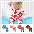 2017 SPRING AUTUMN hugolovestiki BABY BOY CLOTHES BABY GIRL CLOTHES KIDS HOODIES PANTS 2 PCS CLOTHING SETS CARTOON KIDS CLOTHES
