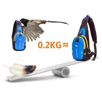 Free Shipping One Shoulder Chest Bags Waterproof Sport Casual Diagonal Package Crossbody Hiking Bag