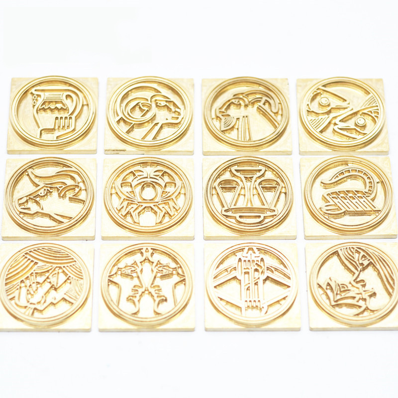 New Customize Hot Brass Stamp Iron Mold With Logo Personalized Mold Heating On Wood Leather DIY