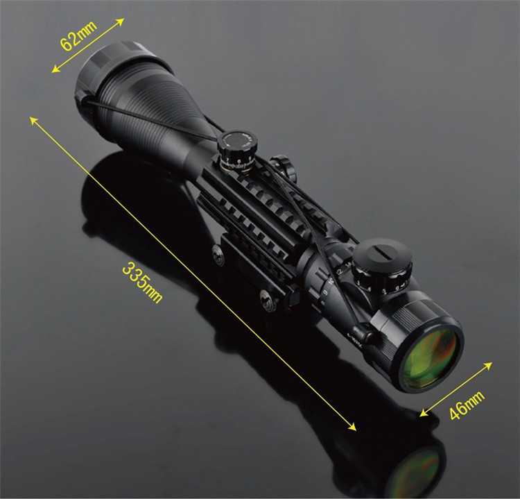C4-16X50EG RIfle scope Hunting Night Rifle Scopes Air Rifle Gun Riflescope Sight High Reflex Sight Gunsight For air pistol rifle rifle ri369ewjgh52