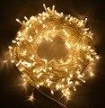 EU Plug 30 M 300 LED String Iluminação Casamento de Conto de Natal Luzes Ao Ar Livre Twinkle Decoração de Luzes Da Árvore de natal para o Ano Novo partido