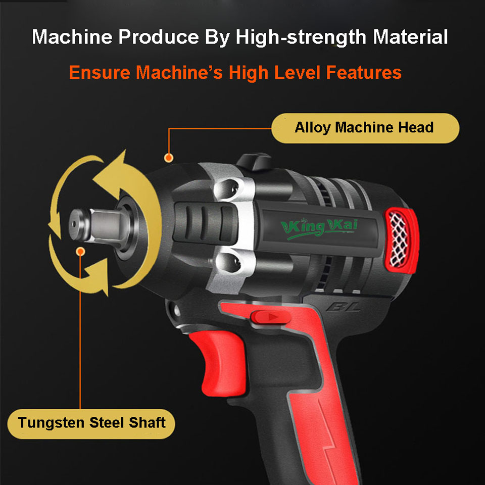 480NM Electric Cordless Lithium Battery Brushless Motor Impact Wrench-0 (103)