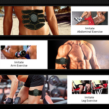 Abdominal Arm Muscle Trainer