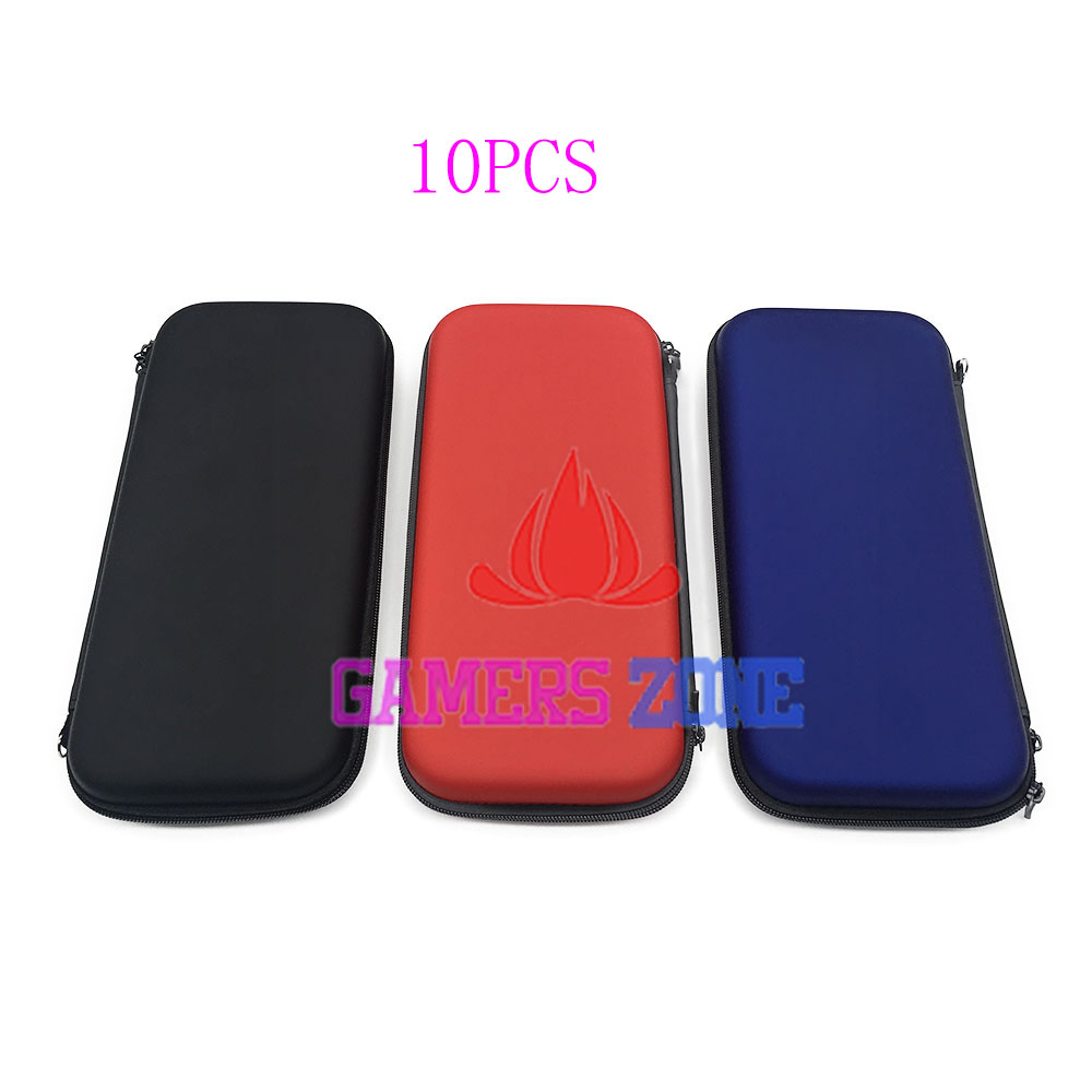 10PCS Game Bag Carrying Case For Nintendo Switch Console & Joy-Con Protective Pouch Cover Case