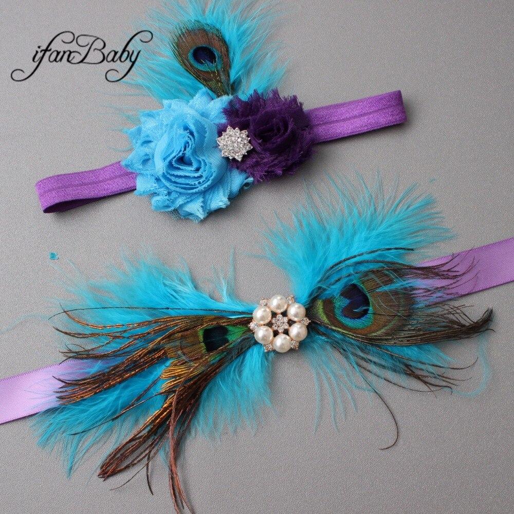 Online Shop Fashion Blue Flower Beltgirl Woman Sash Belt Wedding