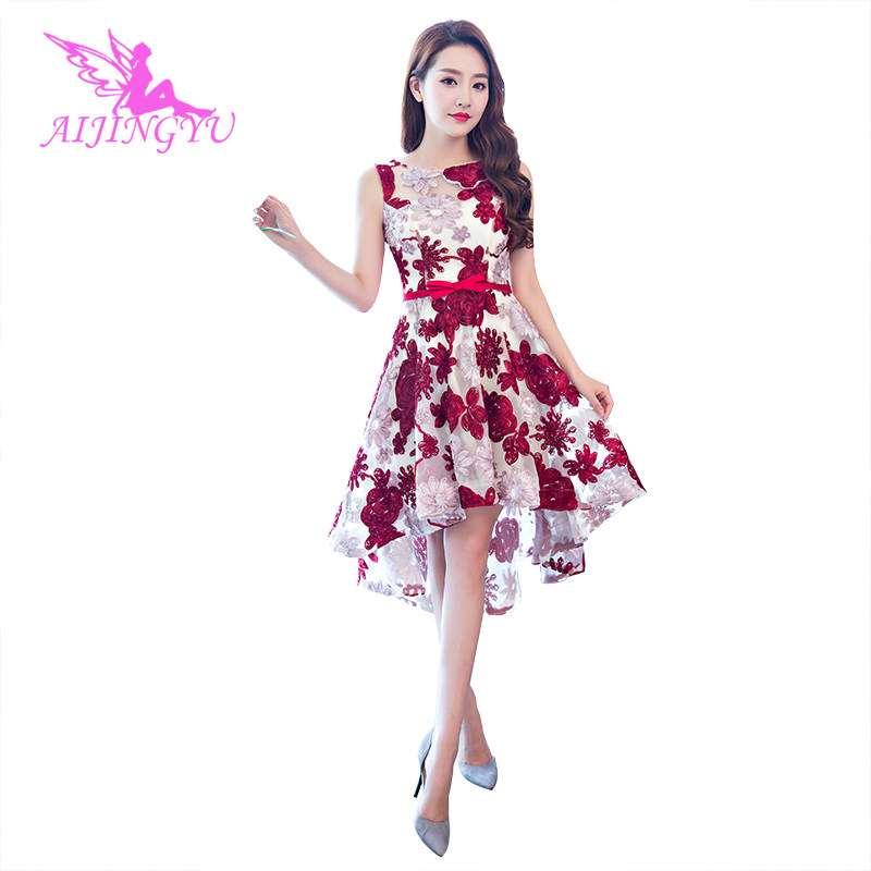 AIJINGYU Evening Dress Party Gown 2018 Elegant Sexy Formal Special Occasion Dresses For Women Fashion Ball