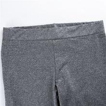 New two Bars Sporting Legging Gray White Patchwork Fitness Leggings Elastic Skinny Women Pant