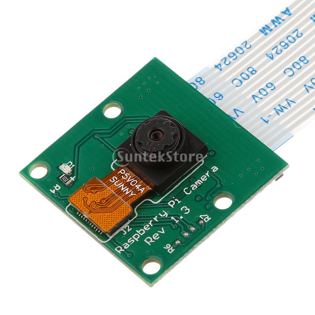 1.3 5MP Webcam Video Camera Module Board 1080p 720p Fast For Raspberry Pi 2