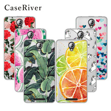 CaseRiver Soft Silicone TPU Lenovo A5000 Case Cover Patterns Printed Drawing Phone Back Protective Lenovo A5000 A 5000 Case