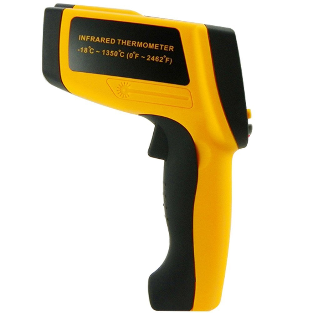 Digital GM1350 Non-contact infrared thermometer Laser IR Thermometer infrared temperature meter -18~1350 degree  цены