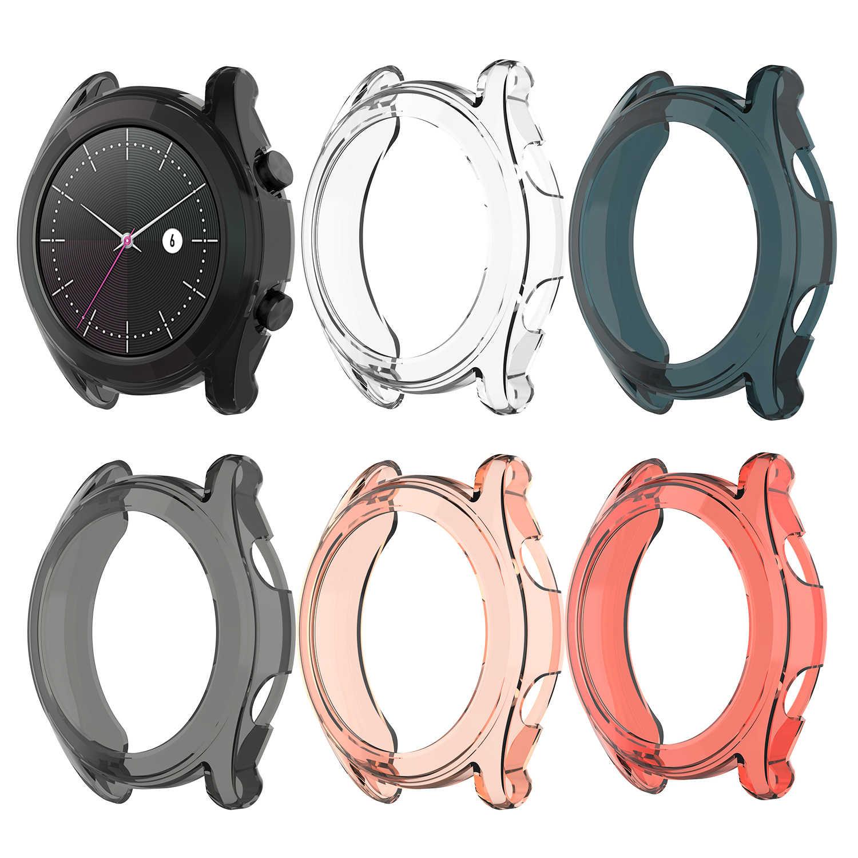 Для huawei Watch GT TPU прозрачный защитный чехол для 42 мм элегантная версия