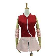 Haruno Sakura Cosplay Costumes