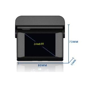 Image 3 - EANOP S368 שמש TPMS 2.4 TFT LCD רכב צמיג לחץ ניטור מערכת 4pcs פנימי חיצוני חיישני אזעקה עבור אוניברסלי מכוניות