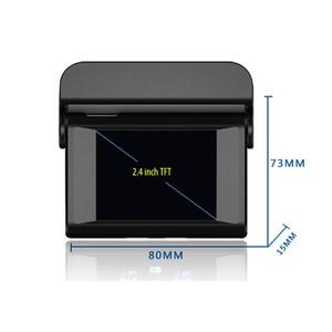 Image 3 - EANOP S368 الشمسية TPMS 2.4 TFT LCD سيارة نظام مراقبة ضغط الإطارات 4 قطعة أجهزة الاستشعار الخارجية الداخلية إنذار للسيارات العالمي