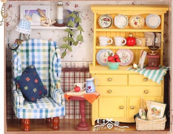 Very Beautiful Handmade DollHouse