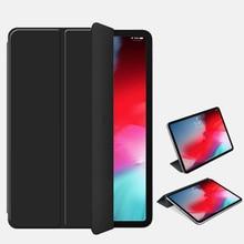 Case For Apple ipad mini5 2019 7.9-inch fundas Flip Leather Slim Stand Smart Coque Cover mini 5 A2133 A2124 A2126