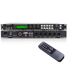 Digital Processor Speaker Management Audio Processor Stage Audio Equipment KTV Private Room Computer Interface Debugging Vocal