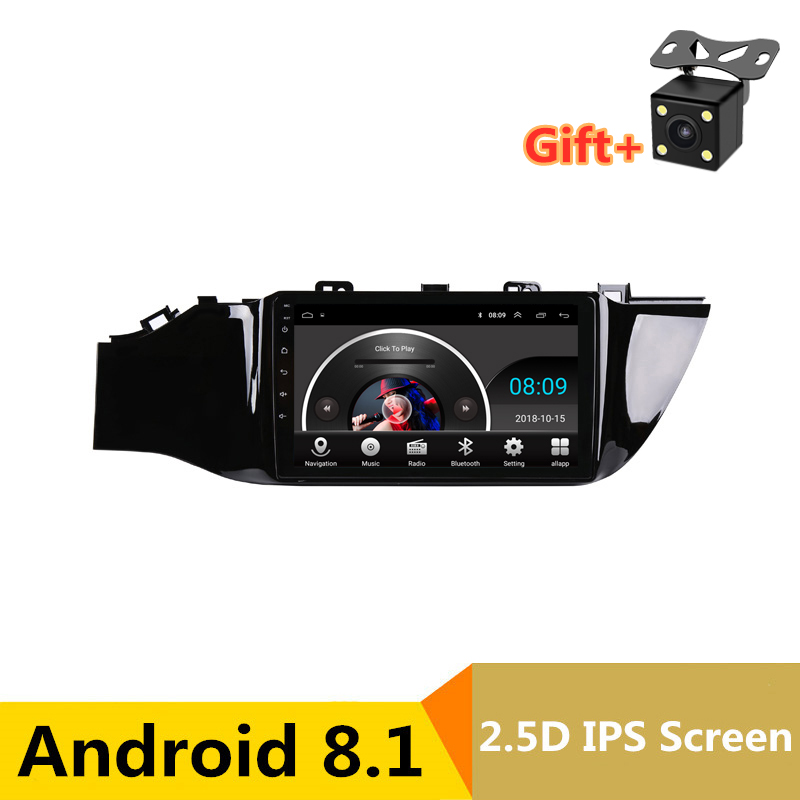 9 inch Android 8 1 font b Car b font DVD Player GPS for Kia Rio