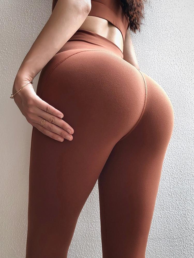 Yoga Pants Women Sports Clothing Style High Waist Yoga Leggings Fitness Yoga Running Tights Sport Pants Compression Tights