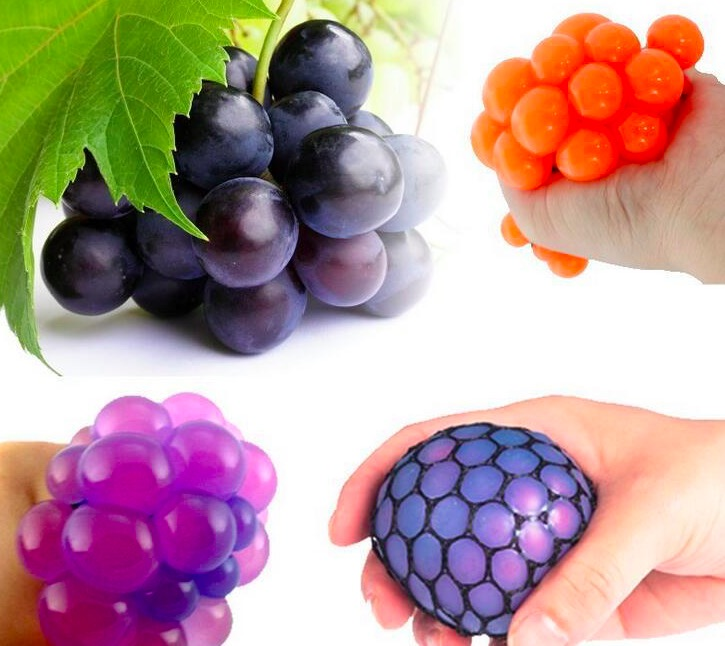 Hazy beauty Anti Stress Face Ball Squeeze Funny Gadget Toy