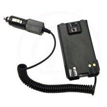 JXEJXO 12 12v 車ラジオバッテリーエリミネーターの充電アダプター用 Icome V80/U80