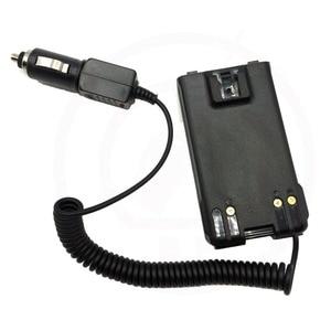Image 1 - Jxejxo 12V Auto Radio Batterij Eliminator Lader Adapter Voor Icome Voor V80/U80