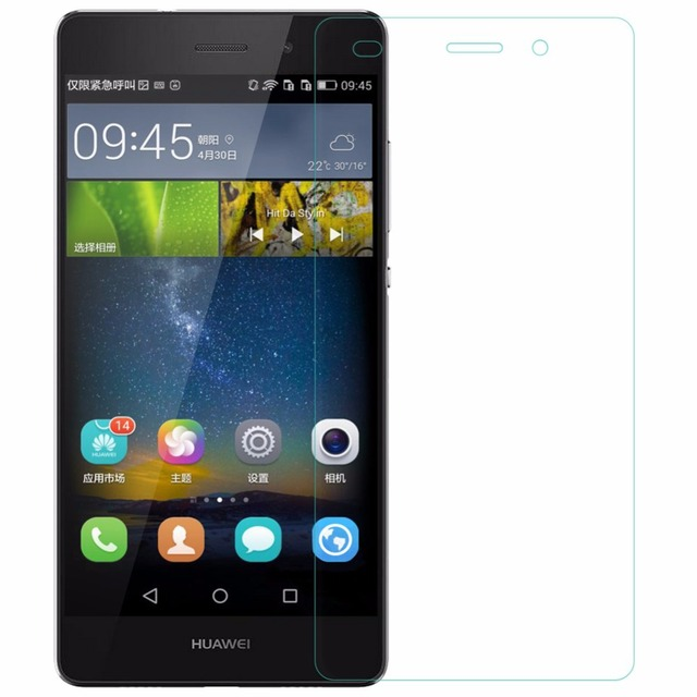0.3mm Premium Tempered Glass for Huawei Ascend P8 Lite Screen Protector Film For Huawei P8 Lite Free shipping
