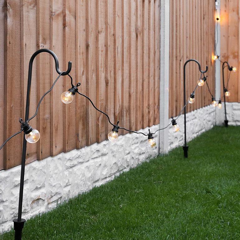 Waterdichte 15M 20 LED Lamp String Lights Aansluitbaar Plug-in voor - Vakantie verlichting - Foto 3