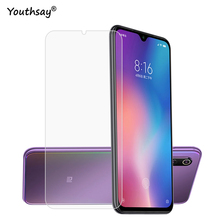 Youthsay 2PCS For Xiaomi Mi 9 SE Glass Screen Protector Tempered Film 9H