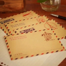 40 шт./лот мини ретро старинные бумаги конверт модные милые Kawaii корейский Канцтовары Школьные оптовая продажа Бесплатная доставка 03211