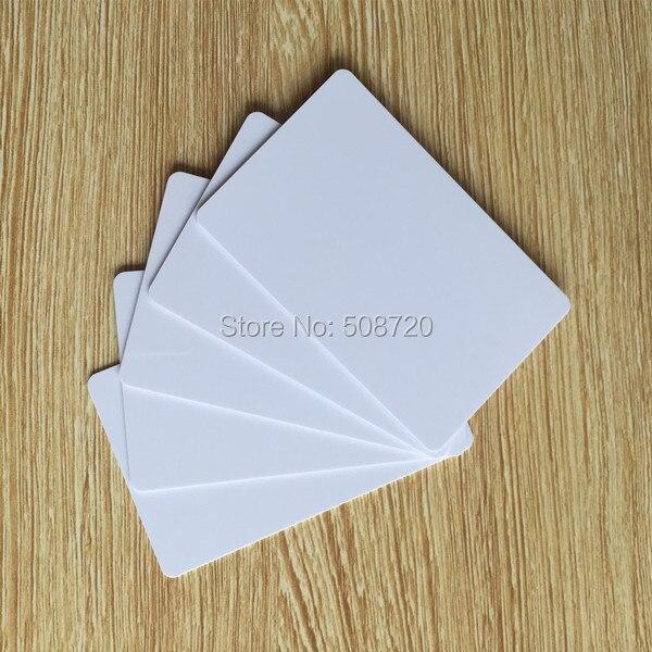 bilder für 100 Blank id-karten-Das Beste Kreditkarte dünne CR80 Vorhandenes freies verschiffen