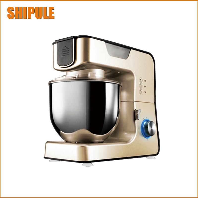 220V 50Hz Multi-function mixer/egg mixer/dough mixer/stirring machine for home use 5.5L flour mixing machine tp760 765 hz d7 0 1221a