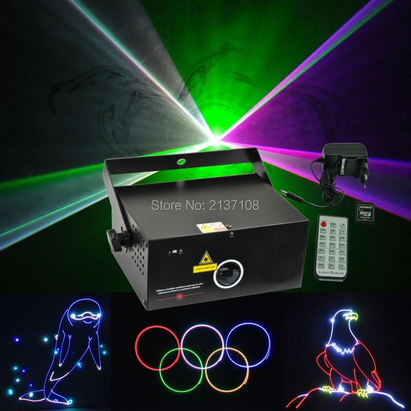 RGB/RGY LED Animation Laser Light 110V 230V DMX DJ Disco Party Wedding Club Pub Stage Equipment Projector DC12V Free Shipping retail new led stage light full color e27 big adjustment dj party wedding club projector ac 85 265v free shipping
