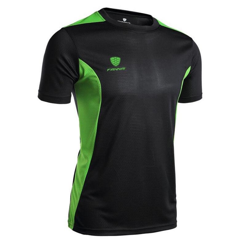 Brand Men Tennis Shirt Outdoor Sports Quick-dry Jersey Run Jogging Badminton Short Sleeve T-shirt Tops Tees Basketball Clothes