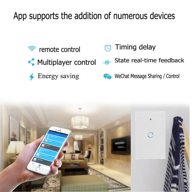 Wireless Remote Smart Switch