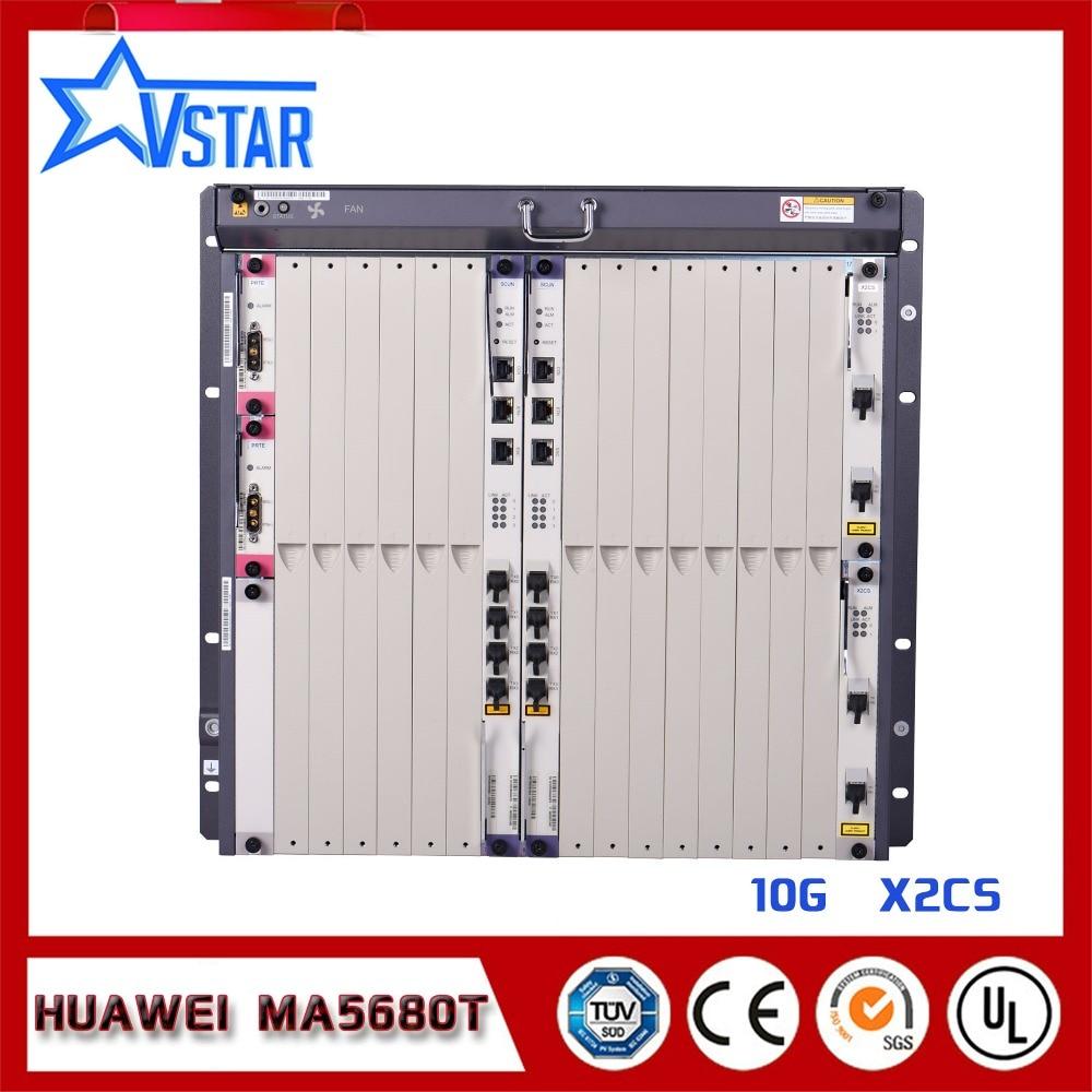 מקורי Huawei One X2CS 10G uplink OLT עבור Huawei MA5680T OLT - ציוד תקשורת