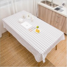 INS Nordic Geometric Table Cloth Waterproof Rectangle Tablecovers Dining Cover Wedding Party Kitchen Decorative Tablecloth