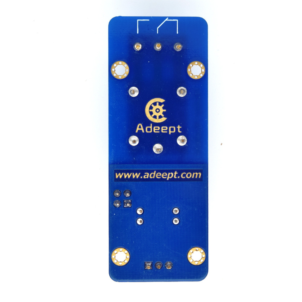 Adeept New 5v 1 Channel Relay Module For Arduino Raspberry Pi Arm Avr Dsp Pic Freeshipping Headphones Diy Diykit In Replacement Parts Accessories From
