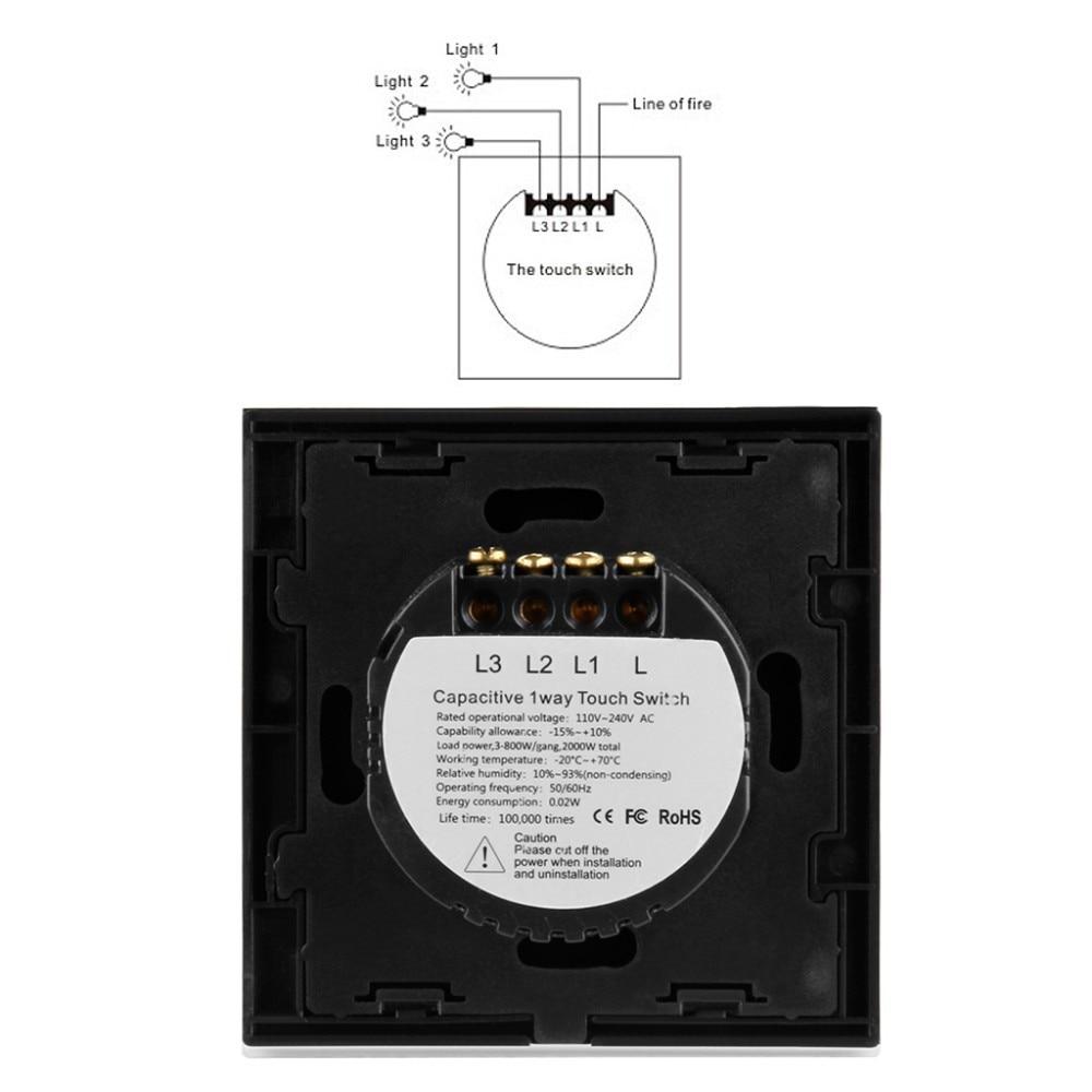 Interruptores e Relés água, 1 vias interruptor de Use For : Lighting