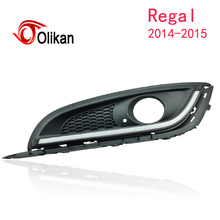 Car styling turn off and dimming style relay LED DRL Daytime Running Lights for Buick Regal