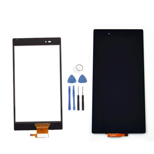 LCD Display Screen touch Digitizer Assembly +touch screen+toolsFor Sony Xperia Z Ultra XL39h XL39 C6802 C6806