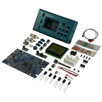 Pocket sized Digital Oscilloscope E learning Competition DIY Kit Parts DSO068 Frequency Meter
