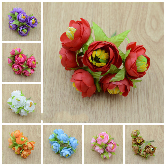 Artificial flowers simulation of good silk flower diy garland artificial flowers simulation of good silk flower diy garland material huashan camellia headdress bride wrist corsage mightylinksfo Choice Image