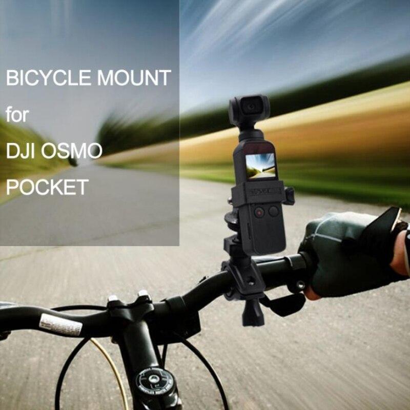 DJI OSMO Карманная камера велосипедный Кронштейн ручной универсальный шарнир Кронштейн мотоцикл кронштейн аксессуары