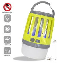 usb powered bug zapper led mosquito killer lamps anti net trap electric light Outdoor night function